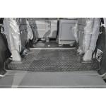 Коврик в багажник TOYOTA Land Cruiser 200 11/2007-, внед., 7 мест. (полиуретан) NOVLINE