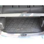 Коврик в багажник Toyota Yaris (06-) полиуретан (резиновые) L.Locker