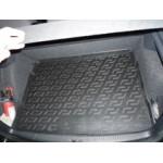 Коврик в багажник Volkswagen Golf 5 хетчбек (05-) полиуретан (резиновые) L.Locker