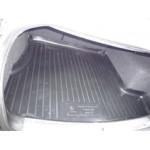 Коврик в багажник Volkswagen Passat B5 седан (96-)твердый L.Locker