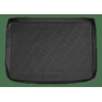 Коврик в багажник Volkswagen Touareg (02-) полиуретан (резиновые) L.Locker