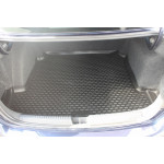 Коврик в багажник VW Polo 2010->, седан (полиуретан) - Novline