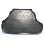 Коврик в багажник Zaz Forza седан (11-) полиуретан (резиновые) L.Locker