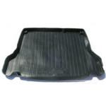 Коврик в багажник ZAZ Sens седан (02-) (пластиковый) - Lada Locker