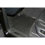 Коврики 3D в салон VW Touareg 2010-, 4 шт. (полиуретан) NOVLINE