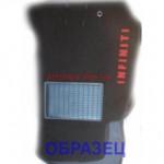Коврики текстильные INIFINITI QX56 с 2004-2010 черные в салон