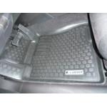 Коврики Honda Accord седан (08-) полиуретан (резиновые) L.Locker