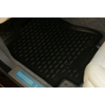 Коврики в салон JAGUAR XF 2009->, 4 шт. (полиуретан) - Novline