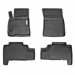 Коврики Lexus LX 470 (98-07) полиуретан (резиновые) L.Locker