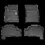 Коврики Lexus LX 570 (07-) полиуретан (резиновые) L.Locker