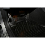 Килимки в салон MERCEDES-BENZ E-Class W212 2009-, 4 шт. (Поліуретан) Novline