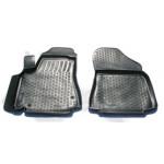 Коврики Peugeot Partner Teepe передние (08-) полиуретан (резиновые) L.Locker