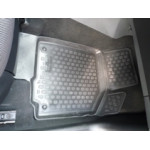 Коврики Seat Leon (05-) полиуретан (резиновые) L.Locker