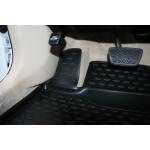 Коврики в салон Toyota Camry 2011->, 2.5L /3.5L, 4 шт. (полиуретан) - Novline