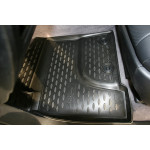 Коврики в салон TOYOTA Land Cruiser 200, 01/2012- 4 шт. NOVLINE