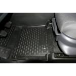Коврики в салон VW Amarok, 2010-> 4 шт. (полиуретан) - Novline