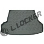 Коврик в багажник Kia Rio III седан (11-) - твердый Лада Локер