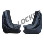 Брызговики Ford Focus III хетчбек (11-) задние комплект Lada Locker