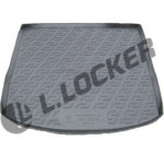 Коврик в багажник Ford Focus new III Turnier универсал (11-) полиуретан - Лада Локер