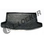 Коврик в багажник Geely MK II хетчбек (09-) полиуретан (резиновые) - Лада Локер