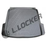 Коврик в багажник Skoda Fabia I универсал (01-06) - твердый Лада Локер