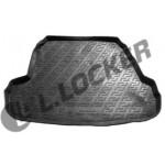 Коврик в багажник Hyundai Sonata i45 (10-) - твердый Lada Locker