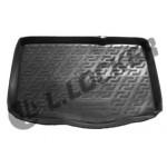 Коврик в багажник Fiat Grande Punto (06-) - (пластиковый) Лада Локер