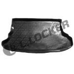 Коврик в багажник Kia Sportage New (05-) - твердый Лада Локер