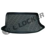 Коврик в багажник Ford Fiesta (02-) - твердый Лада Локер