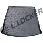 Коврик в багажник Audi A6 седан (97-04) - твердый Лада Локер