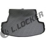 Коврик в багажник Mitsubishi Outlander III (12-) полиуретан (резиновые) - Лада Локер