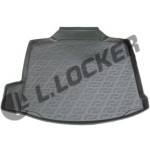 Коврик в багажник Chevrolet Malibu седан (11-) ТЭП - мягкие Lada Locker