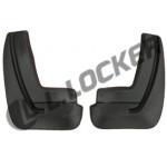 Брызговики Geely Emgrand EC7 хетчбек (11-) задние комплект Lada Locker