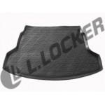 Коврик в багажник Honda CR-V (12-) полиуретан (резиновые) - Лада Локер