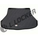 Коврик в багажник Kia Cerato седан (13-) полиуретан (резиновые) - Лада Локер
