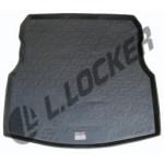 Коврик в багажник Nissan Almera IV (13-) полиуретан (резиновые) - Лада Локер