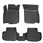 Коврики в салон Suzuki SX4 (06-) полиуретан (резиновые) комплект Lada Locker