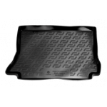 Коврик в багажник Zaz Lanos хетчбек (09-) (пластиковый) Lada Locker