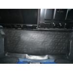 Коврик в багажник Peugeot 107 хетчбек (05-) - твердый Лада Локер