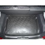 Коврик в багажник Peugeot 207 НВ (06-) твердый Lada Locker