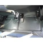 Коврики в салон Peugeot Partner origin (02-) полиуретан (резиновые) комплект Lada Locker