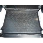 Коврик в багажник Citroen Berlingo пассажир. (96-) полиуретан (резиновые) - Лада Локер