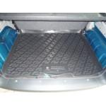 Коврик в багажник Renault Kangoo пассажир. (98-) твердый Лада Локер