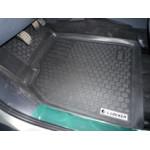 Коврики в салон Renault Megane II (03-) полиуретан (резиновые) комплект Lada Locker