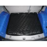 Коврик в багажник Volkswagen Caddy (04-) полиуретан (резиновые) - Лада Локер