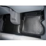 Коврики в салон Volkswagen Caddy (04-) полиуретан (резиновые) комплект Lada Locker