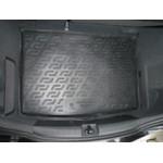 Коврик в багажник Volkswagen Golf+ хетчбек (04-) полиуретан (резиновые) - Лада Локер