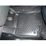 Коврики в салон Volkswagen Golf+ (04-) полиуретан (резиновые) комплект Lada Locker