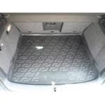Коврик в багажник Volkswagen Tiguan (07-) твердый Norplast