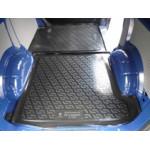 Коврик в багажник Volkswagen Transporter T5 (02-) задниечасть